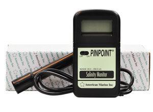 Pinpoint Salinity Meter