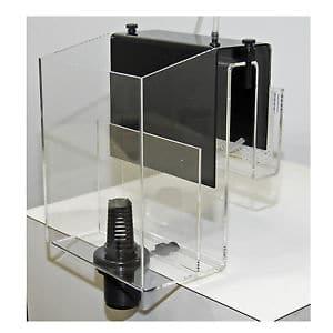 Aquarium Siphon Overflow Box