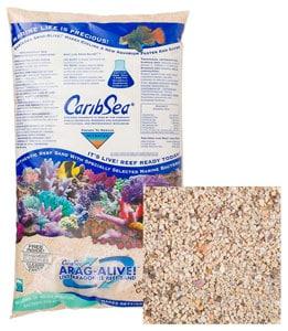 CaribSea Arag-Alive Fiji Pink Sand